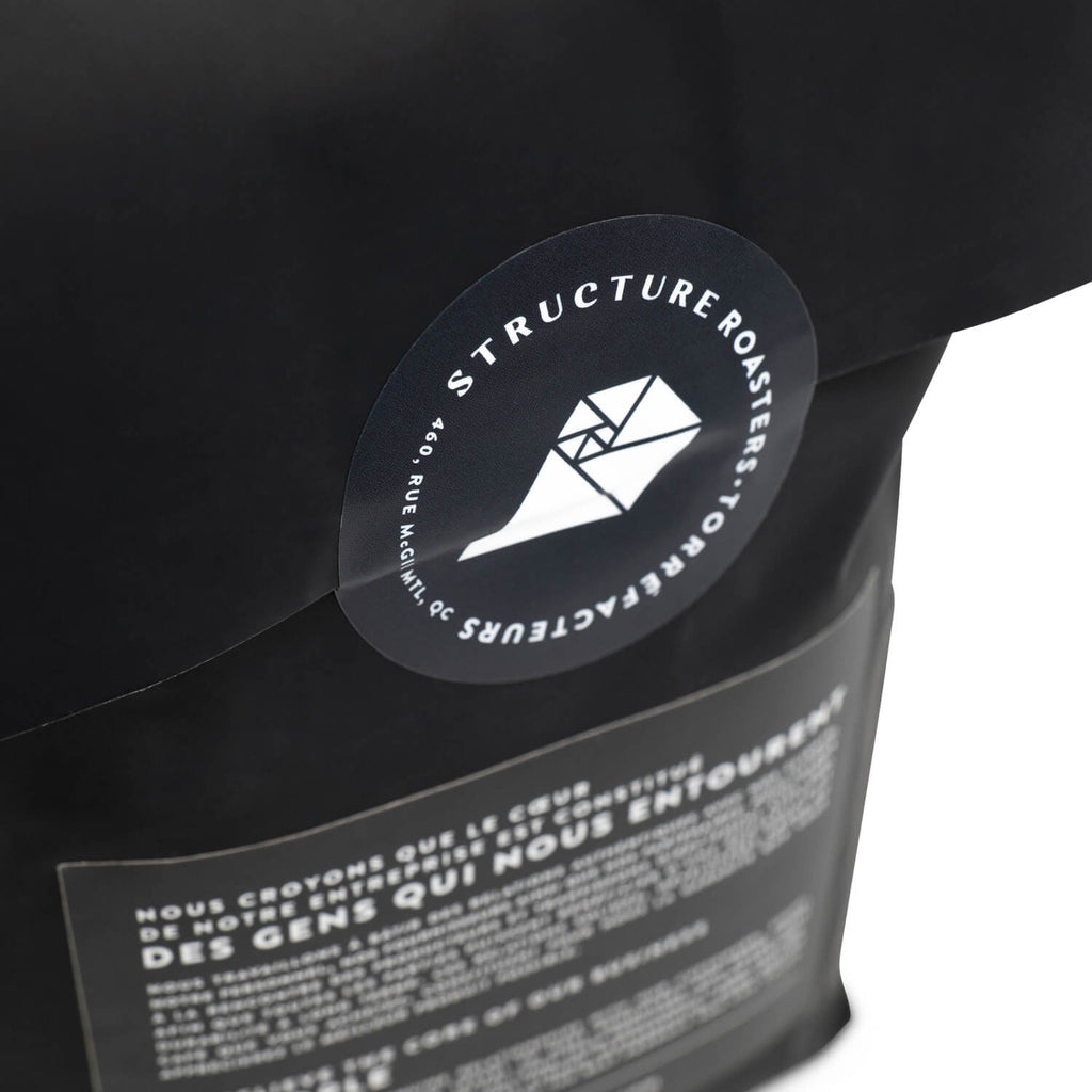 Structure Roasters Brunch Blend Coffee (2lb)