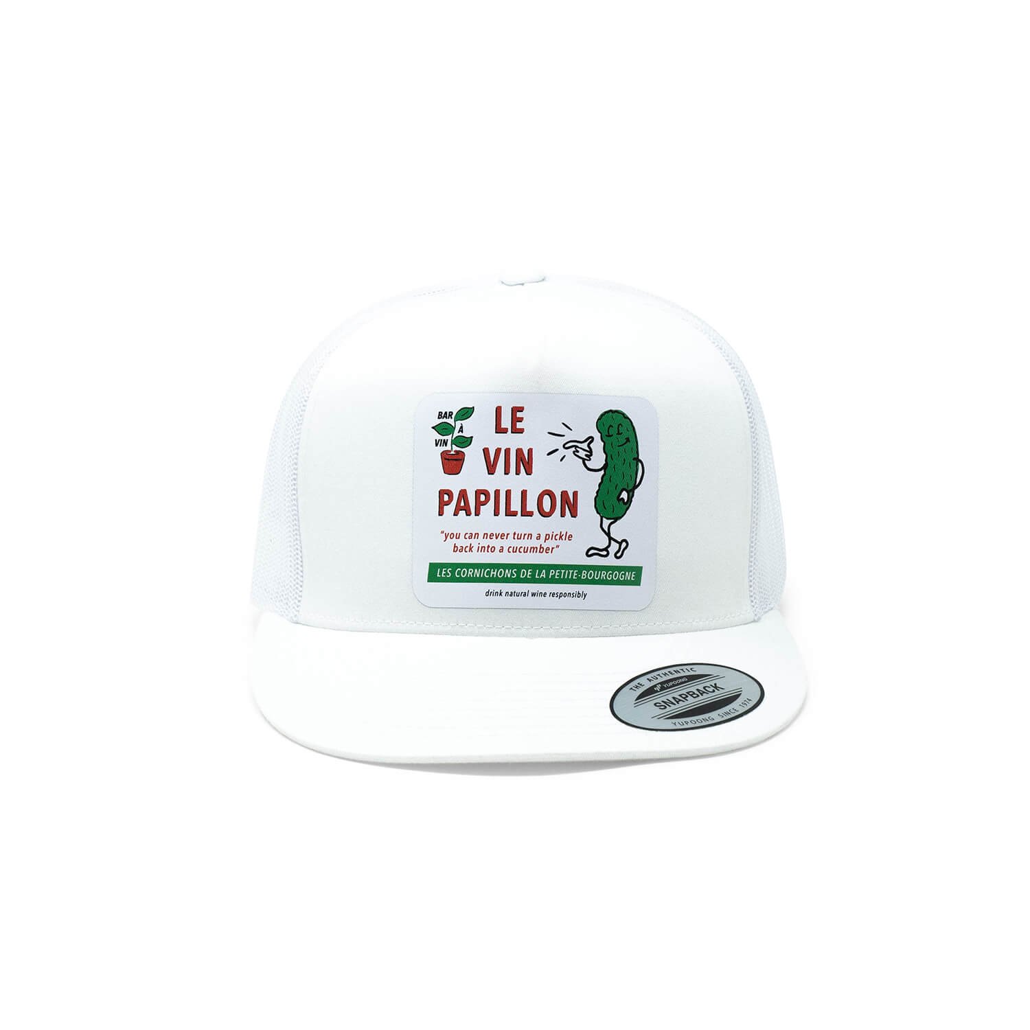 Vin Papillon Trucker Pickle Cap