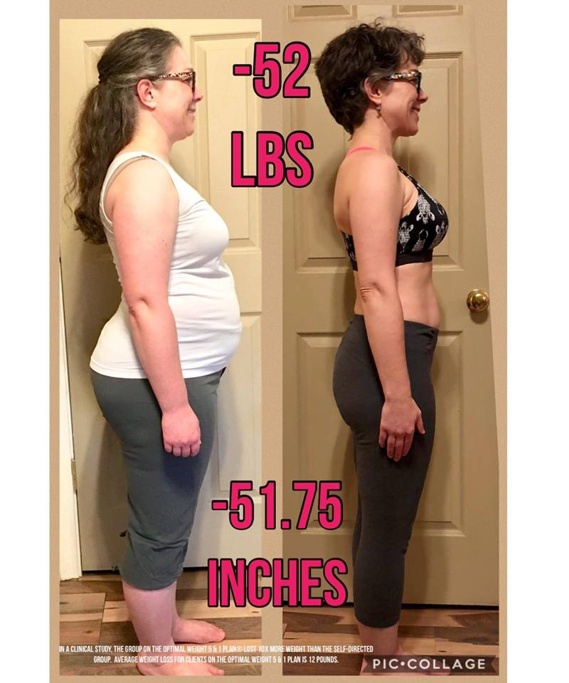 Weight Loss Testimonial