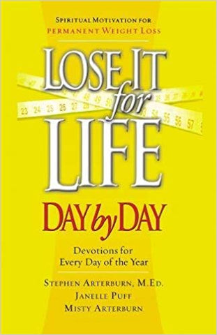 Lose It for Life Day by Day Devotional - RetroforReal