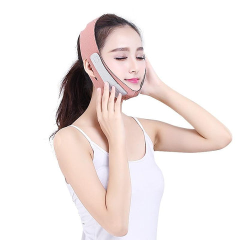 Face Lift Up Belt Thin Face Mask Slimming Facial Thin Massager / Double Chin reducer - RetroforReal