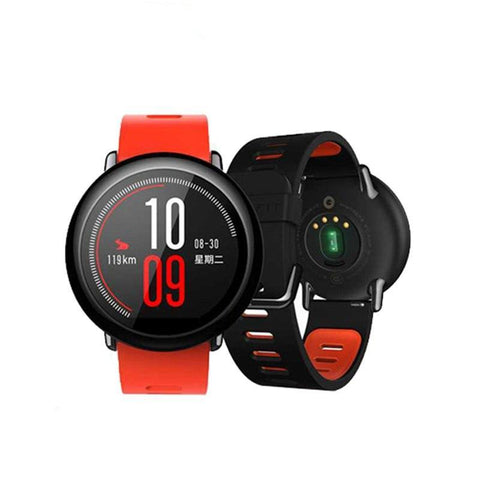 Original Xiaomi AMAZFIT Pace Huami Watch Sports Smart Watch English Version Bluetooth 4.0 Heart Rate Monitor GPS For Android IOS - RetroforReal