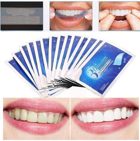 Best Deal 3D White Teeth Whitening Strips