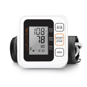 Heart Rate & Blood Pressure Monitor