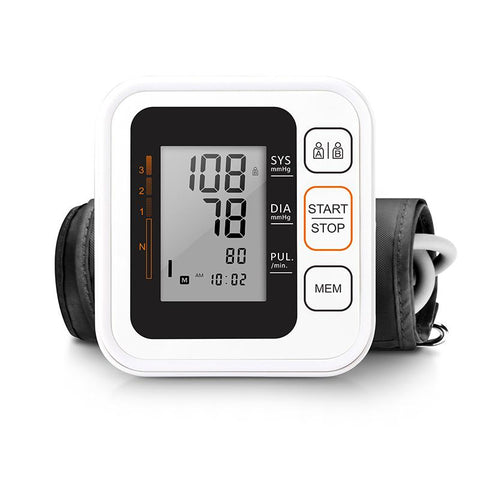 Image of Heart Rate & Blood Pressure Monitor