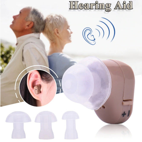 Image of Invisible Hearing Aid