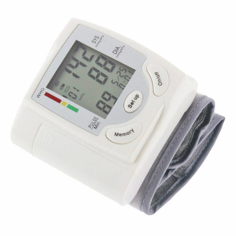 Image of U-Kiss Home Automatic Blood Pressure Device