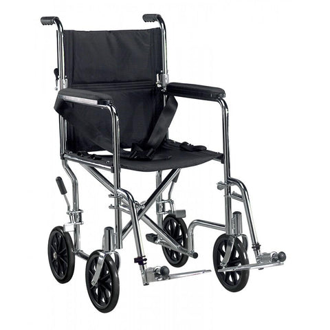 "Drive 19"" Go-Kart Lightweight Transport Wheelchair"