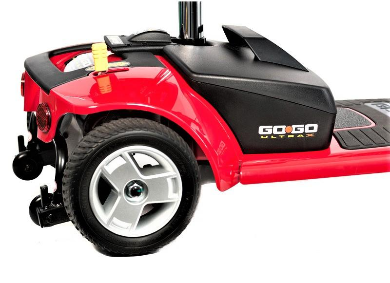Go-Go Ultra X 3-Wheel Scooter