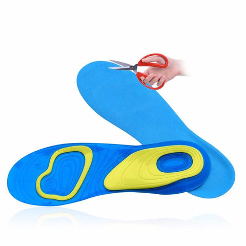 Image of Silicone Insole Pad