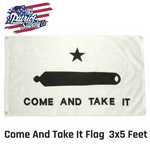 Come And Take It Flag 3x5 Feet