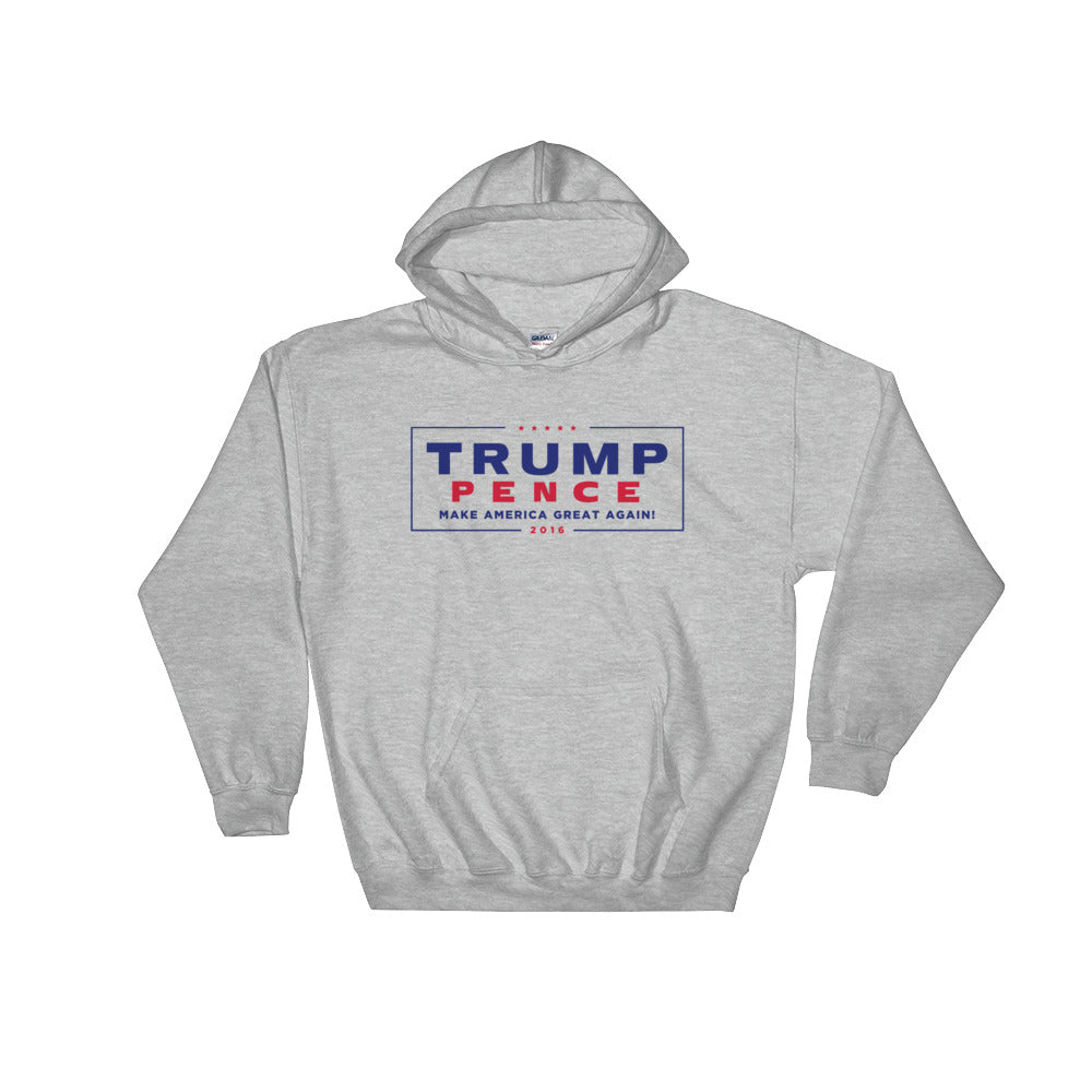 Trump Pence Make America Great Again Hoodie