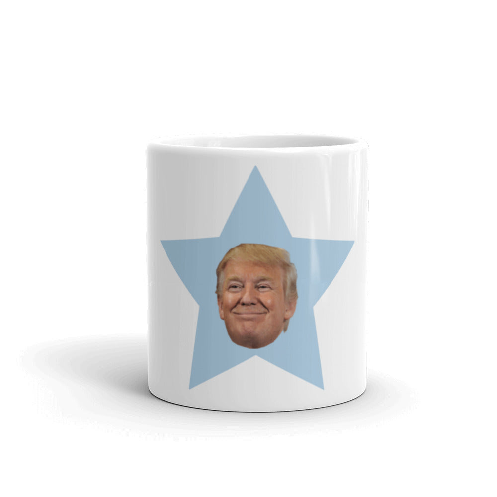 Donald Trump Star Mug