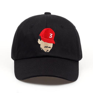 8856f0b1b81 Chance The Rapper Baseball Cap - Hat   Huntyourhat