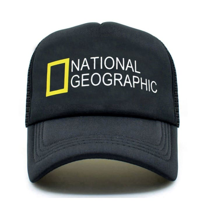 22d3f8f5148 HuntYourHat - National Geographic Sport Cap