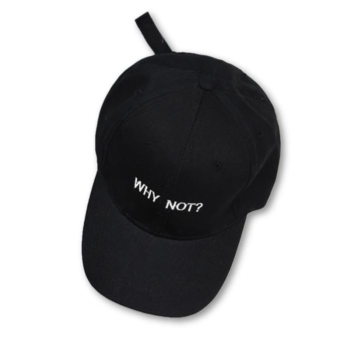 69afd66780e HuntYourHat - WHY NOT Baseball Cap