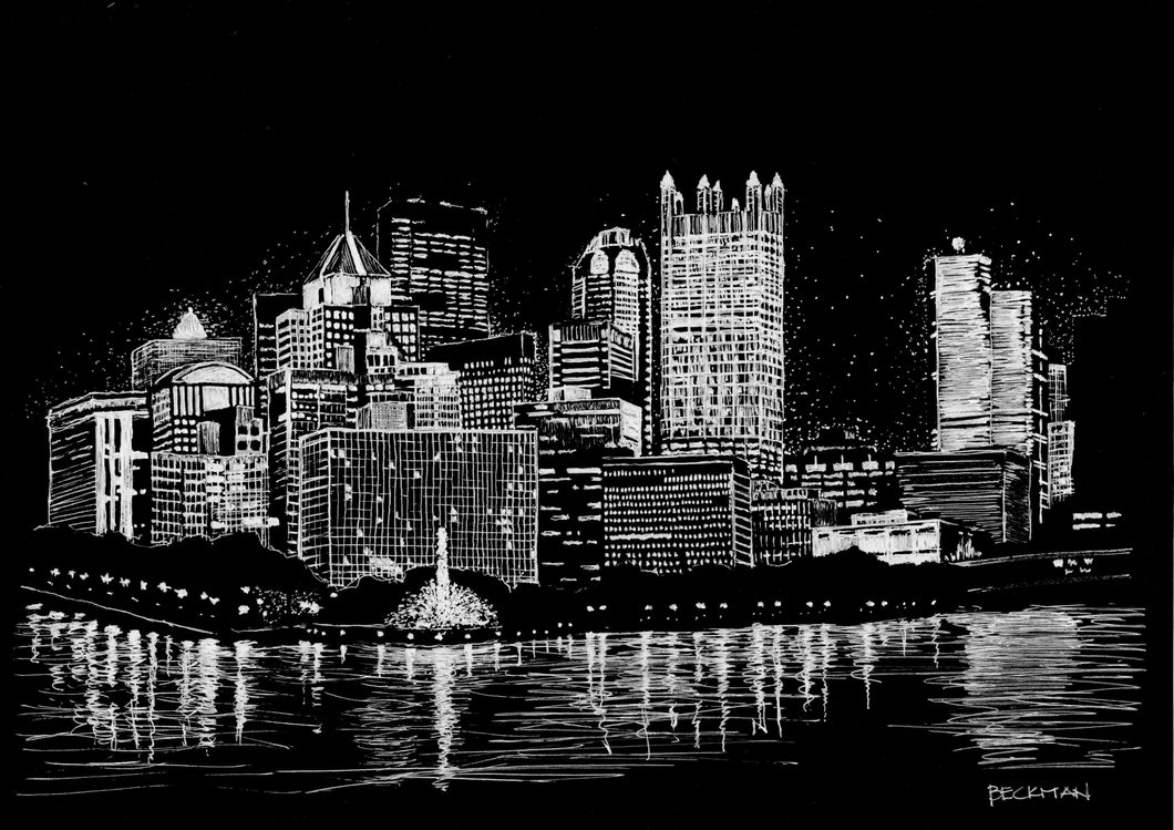 Steel City Aglow