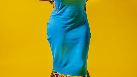 SK Kente Dress