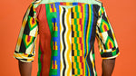 SK Men's Shirt (Kente Inspired)