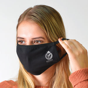 Armour Cotton Face Mask 3 Layer