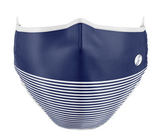 Load image into Gallery viewer, Navy 1/2 Stripe