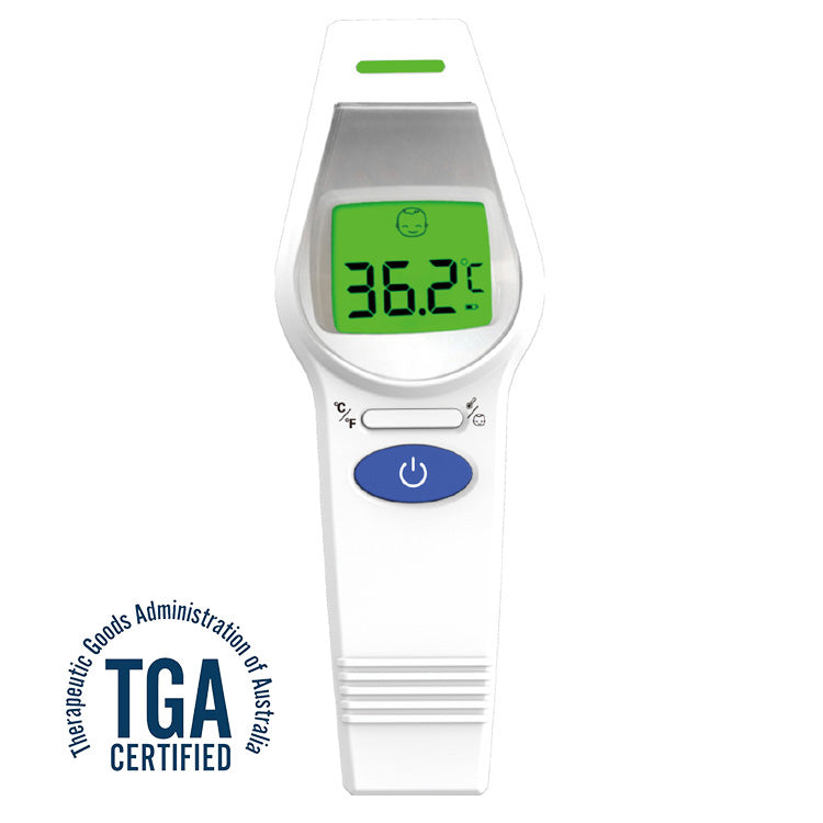 Thermometer Touchless Digital Infrared