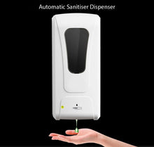Load image into Gallery viewer, Sanitiser Stand with Dispenser Steel