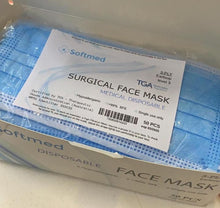 Load image into Gallery viewer, SoftMed Disposable Level 3 Mask TGA