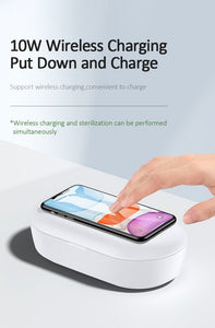Mini Steriliser Multi-function & Wireless Charging