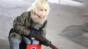 Our Cosplay Section Of Our Youjo Senki Store Has One Of everything