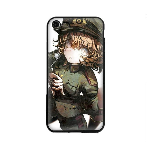 Saga Of Tanya The Evil IPhone Case | Official Merchandise