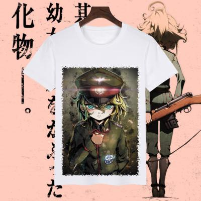 Saga Of Tanya The Evil T-shirt