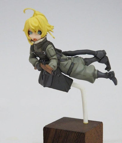 Youjo Senki Unpainted Miniature Resin Kit