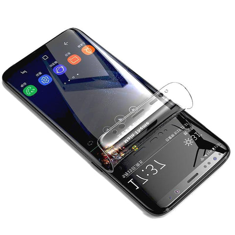 Full Cover Hydrogel Film - Samsung Galaxy S8 -  Not Tempered Glass