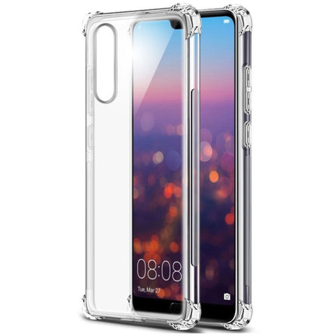 Huawei P20 Pro P10 lite, Mate, Honor 6A 6X 7X 9 6C - Case Shockproof TPU