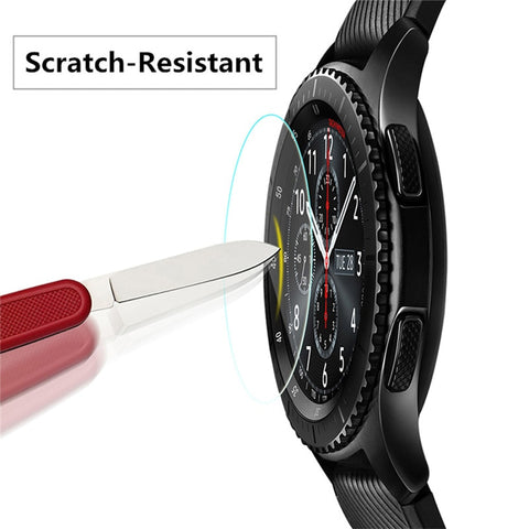 Samsung Gear S3 Classic  - 9H Screen Protector Tempered Glass