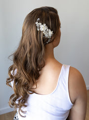 Bridal Hair Comb - Claire