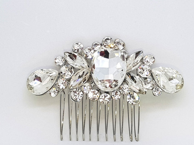 Bridal Comb - Renee
