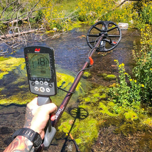 Carbon Fiber Shaft Review For Minelab Equinox | Detect-Ed