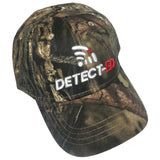 Metal Detecting Hat | Detect-Ed Cap | Camo Baseball Cap