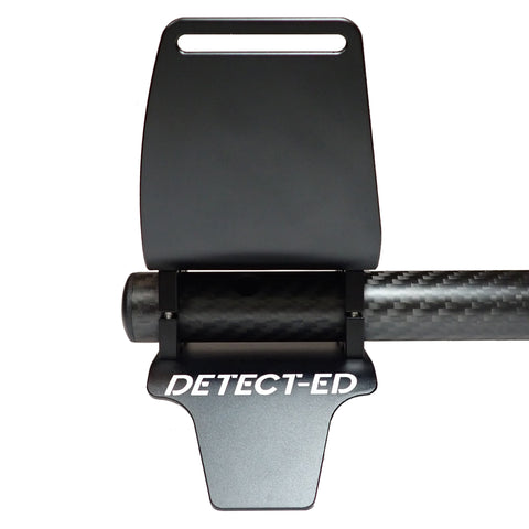 Detect-Ed Alloy Arm Cuff | Replacement Upgrade Cup For Minelab Equinox Metal Detectors Universal 22mm Shaft - Garrett, Minelab, Whites Metal Detectors