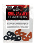 Coil Savers - Washers for Minelab Equinox