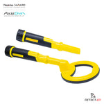 Nokta Makro | PulseDive 2 In 1 Set Scuba Detector and Pin Pointer (Yellow) | Underwater Snorkelling Waterproof Handheld Detector |  Detect-Ed Australia