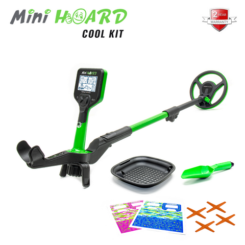 Mini Hoard kids metal detector