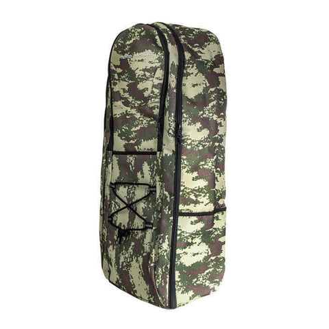 camo Metal Detector back pack