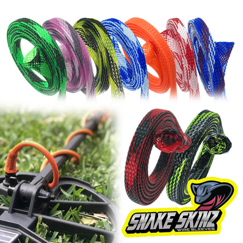 Snake Skinz Wire Sleeves
