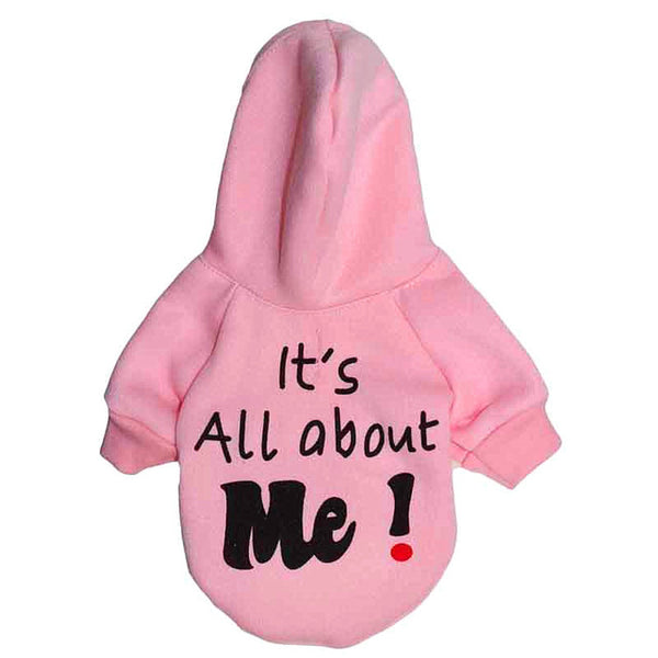 Classic Dog Jacket Hoodie With Cute Sayings