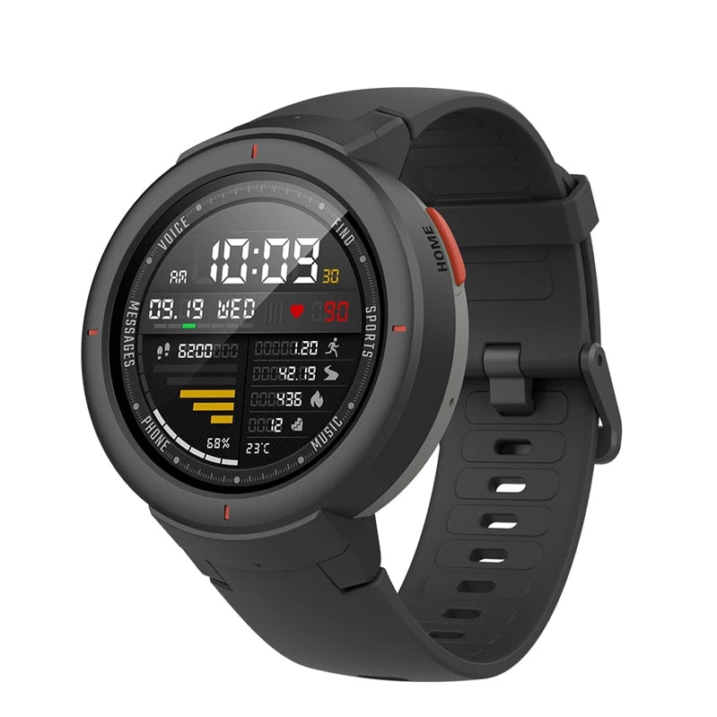 Verge English Smartwatch - LIONPEAKS