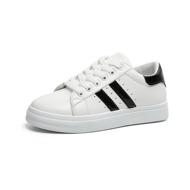 White Sneakers For Women Tenis