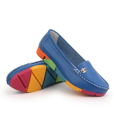Ballerina Flats Casual Shoes - LIONPEAKS